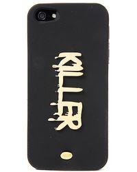 Noir Jewelry The Killer Iphone 5 Case - Lyst