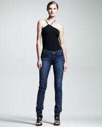 Helmut - Faded Skinny Jeans - Lyst