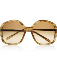 Marni Squareframe Acetate Sunglasses - Lyst
