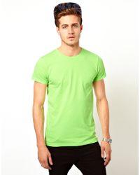 Esprit Neon Tshirt - Green
