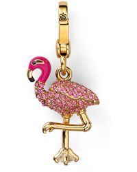 Juicy Couture - Flamingo Charm - Lyst