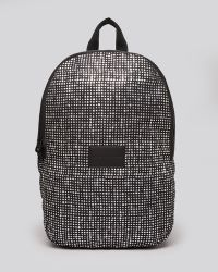 Marc By Marc Jacobs Backpack Reluctant Stars Packables - Black