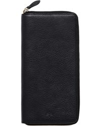 Mulberry Zip Around Travel Wallet - Lyst