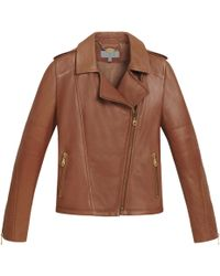 Mulberry Soft Biker - Brown