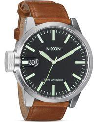 Nixon The Chronicle Watch 4825mm - Lyst
