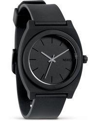 Nixon The Time Teller Watch, 47 3/4Mm - Lyst