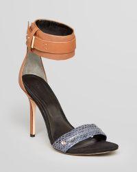 Rachel Roy Sandals Osana High Heel - Blue