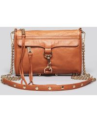 Rebecca Minkoff Crossbody - Mini Mac - Lyst