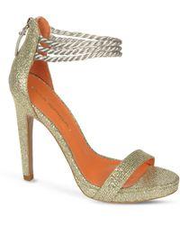 Via Spiga - Platform Sandals Penelope High Heel - Lyst