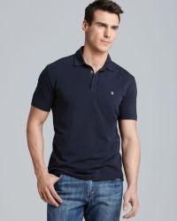 Victorinox - Stretch Jersey Slim Fit Polo - Lyst