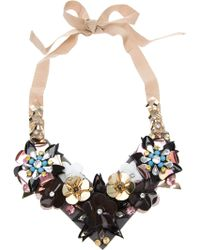 Amen - Embellished Necklace - Lyst