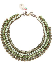 Sveva Collection - Ankorvat Necklace - Lyst
