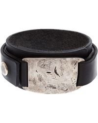 Werkstatt:münchen | Leather Cuff | Lyst