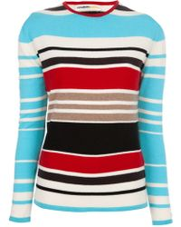 Clements Ribeiro Mrs Simpson Sweater - Multicolor