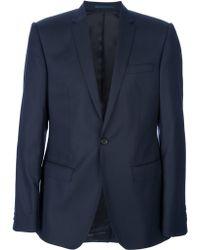 Mr Start - Textured Wool Suit - Lyst