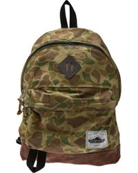 Penfield - Camo Backpack - Lyst