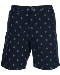 Penfield - Printed Shorts - Lyst