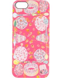 Swash London - Let The Eat Jelly Iphone 5 Case - Lyst