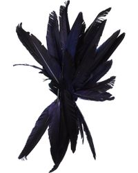 Ann Demeulemeester - Feather Hairpiece - Lyst