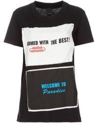 Bernhard Willhelm - Dallas T-shirt - Lyst