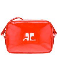 Courreges Shoulder Bag - Red