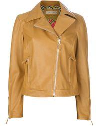 Etro Zipped Jacket - Brown