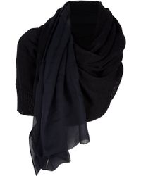 I'm Isola Marras | Wide Hemmed Scarf | Lyst