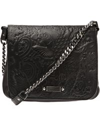 Jean Paul Gaultier - Small Square Tattoo Bag - Lyst