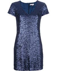 Project D - Glenda Sequinned Dress - Lyst