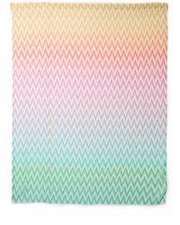Athena Procopiou - Tribal Rainbow Wave Scarf - Lyst
