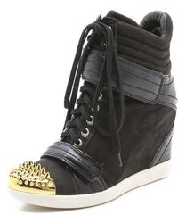 Boutique 9 - Nevan Wedge Sneakers - Lyst
