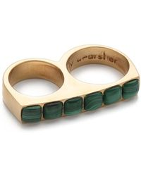 Kelly Wearstler - Cabochon Band Ring - Lyst