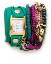 La Mer Collections - Copacabana Multi Chain Wrap Watch - Lyst