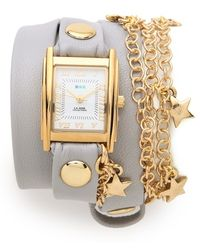La Mer Collections - Star Charms Wrap Watch - Lyst
