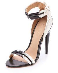 L.A.M.B. - Jazmyn Sport Sandals - Lyst
