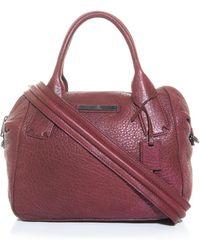 McQ - Redchurch Leather Bag - Lyst
