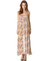 MINKPINK Summer Breeze Maxi Dress - Lyst
