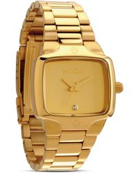 Nixon The Small Player Watch 33mm - Lyst