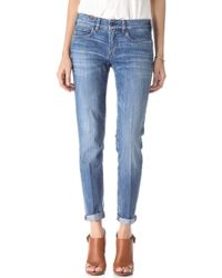 Notify Bamboo Loose Jeans - Blue