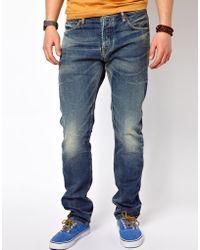 Pepe Heritage | Jeans Guzzi Regular Fit Authentic Worn | Lyst