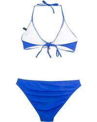 Ralph Lauren Blue Label | Playa Solids Bikini | Lyst