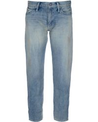 Ralph Lauren Blue Label - Straight-Leg Jean - Lyst