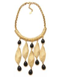 Theodora & Callum - Seashell Necklace - Lyst