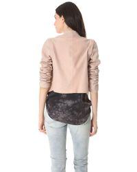Winter Kate Marchen Jacket Vest - Pink