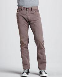 Diesel Safado Slim Mauve Jeans - Lyst