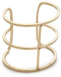 Elizabeth and James - Berlin Multiband Cuff Bracelet - Lyst