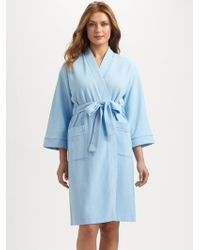 Cottonista - Waffle Robe - Lyst