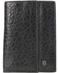 Balmain Wallet - Black