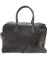 Balmain Duffle Bag - Grey