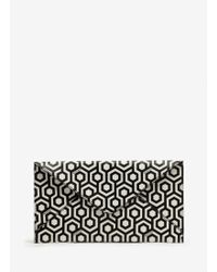 Mischa | Printed Travel Wallet | Lyst